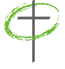 cross logo no background