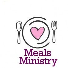 Meals Ministry with text